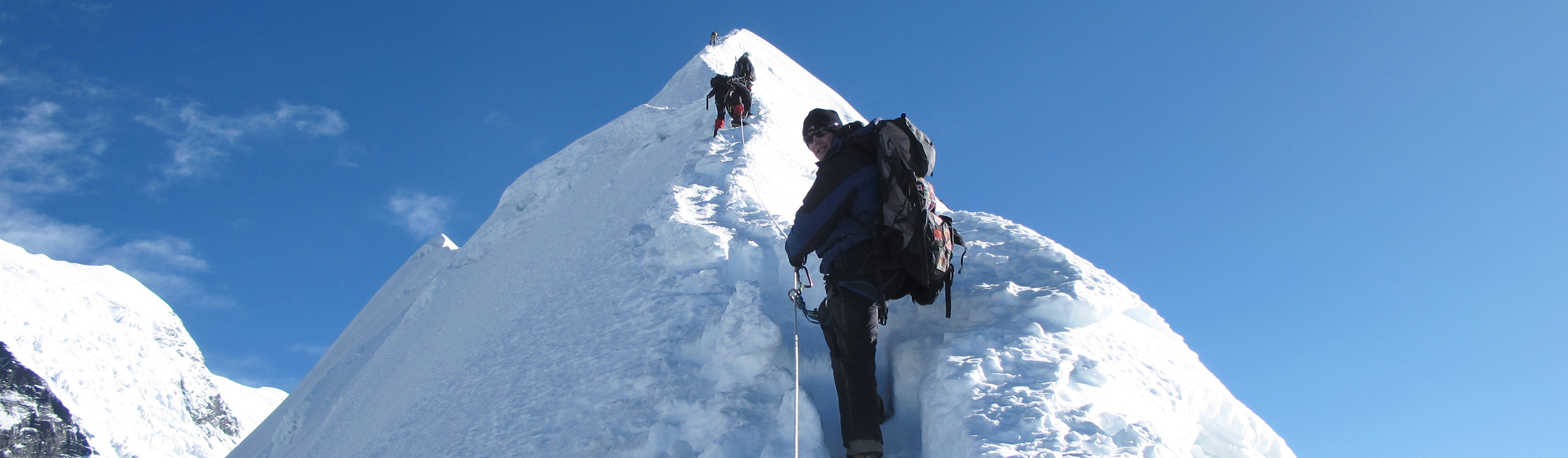 Everest Base Camp with Island Peak Expedition