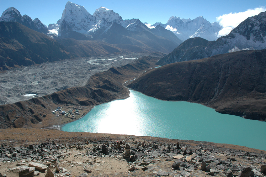 Gokyo to Everest Base Camp Trek