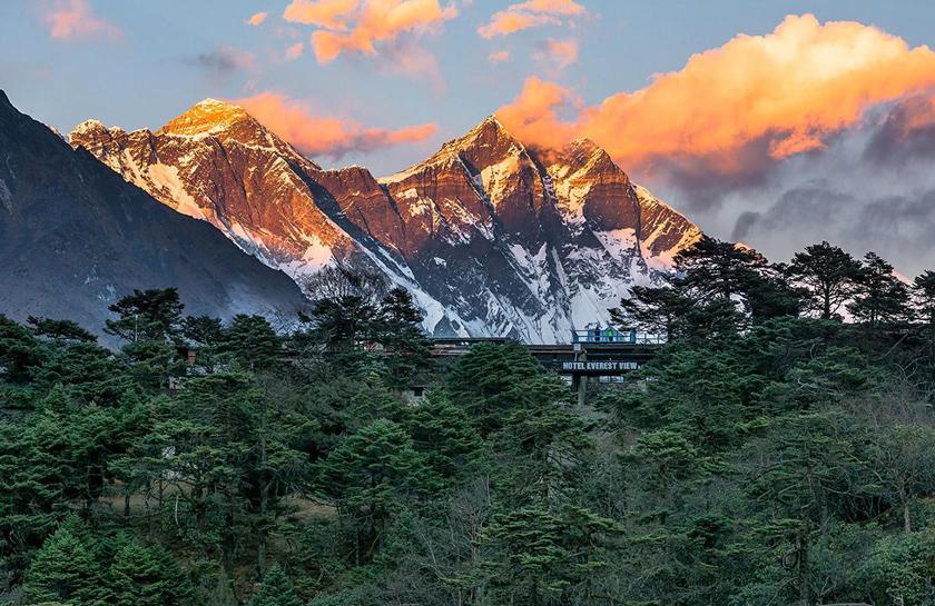 Trekking Accommodation in Everest Region