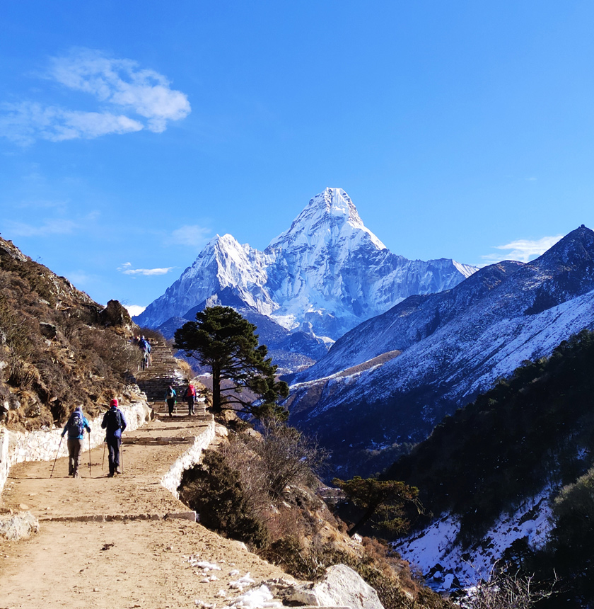 Everest Base Camp weather- Best seasons to hike