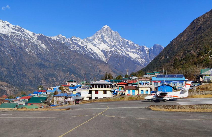 Lukla flight: Everything you need to know about