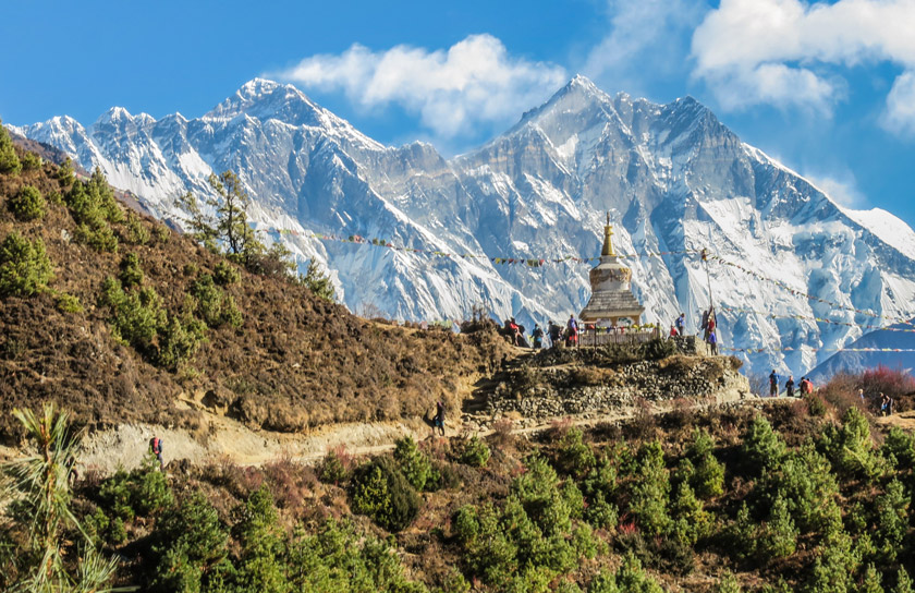 3 Excellent training tips to get you prepared for Everest Base Camp Hike
