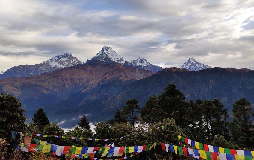 Ghorepani Poonhill Trekking -9 Days