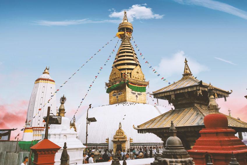 Kathmandu Cultural Heritage Tour