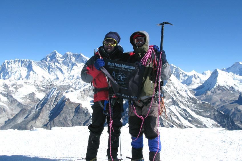 Mera Peak Adventure