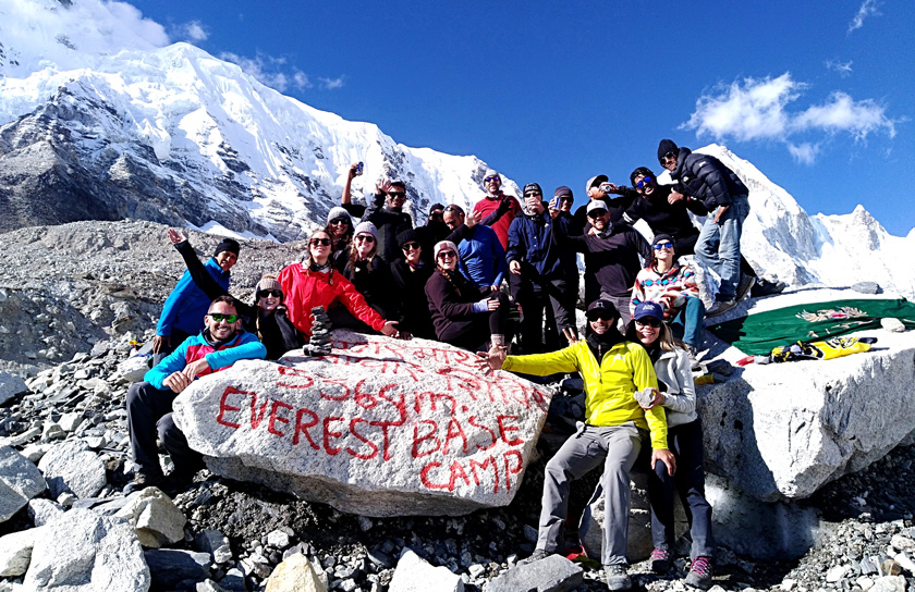 5 cool things you should know about Everest Base Camp Trek